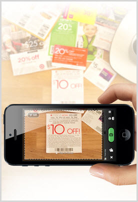 SnipSnap coupon app for iPhone and iPad