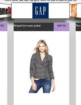 Jifiti ios shopping app screenshot