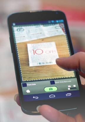 SnipSnap coupon saving app