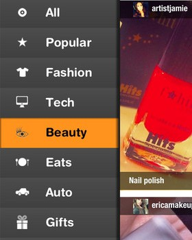 Stuffay iOS shopping app